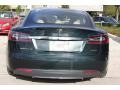 Green Metallic - Model S P85 Performance Photo No. 8