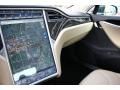 Dashboard of 2013 Model S P85 Performance