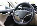 2013 Model S P85 Performance Steering Wheel