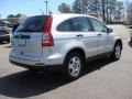 2011 Alabaster Silver Metallic Honda CR-V LX 4WD  photo #4