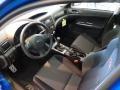 2014 Subaru Impreza Black Interior Interior Photo
