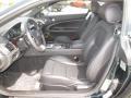 2014 Jaguar XK Warm Charcoal/Warm Charcoal Interior Interior Photo