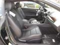 2014 Jaguar XK Warm Charcoal/Warm Charcoal Interior Front Seat Photo