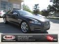 Stratus Grey Metallic 2014 Jaguar XJ Gallery