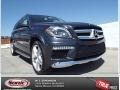 Steel Grey Metallic 2014 Mercedes-Benz GL 550 4Matic
