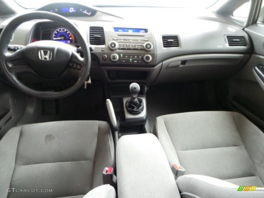 Honda Civic Sedan 2017 Interior
