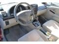 2005 XL7 LX 4WD Gray Interior