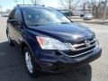 2010 Crystal Black Pearl Honda CR-V EX-L AWD  photo #3