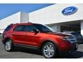 Sunset 2014 Ford Explorer XLT