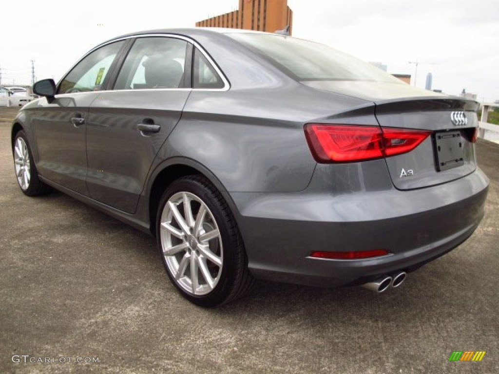 2015 Monsoon Gray Metallic Audi A3 1 8 Premium 92089228