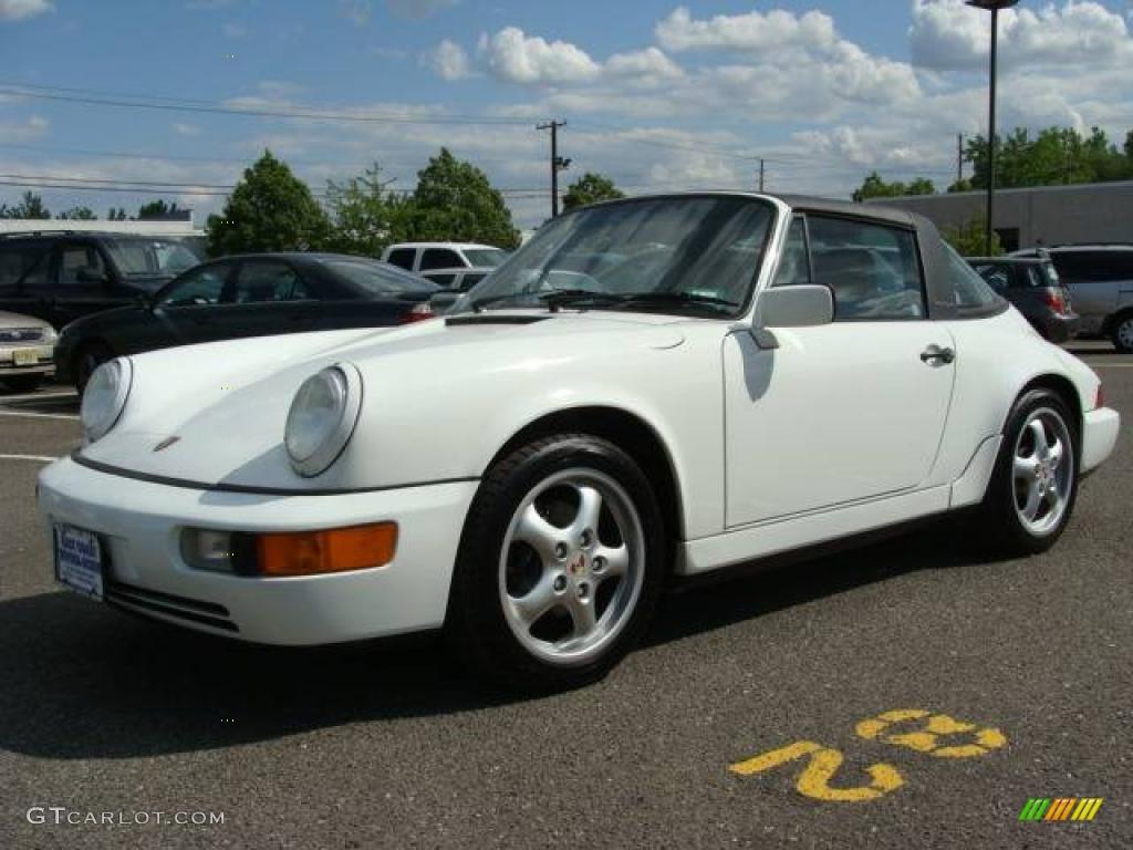 1991 grand prix white porsche 911 carrera 4 targa 9195626. Black Bedroom Furniture Sets. Home Design Ideas