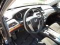 Crystal Black Pearl - Accord EX V6 Sedan Photo No. 3