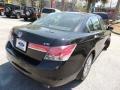 Crystal Black Pearl - Accord EX V6 Sedan Photo No. 14
