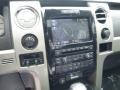 Controls of 2009 F150 FX4 SuperCab 4x4