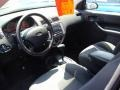 2005 Pitch Black Ford Focus ZX3 SE Coupe  photo #9