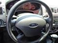 2005 Pitch Black Ford Focus ZX3 SE Coupe  photo #18