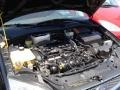 2005 Pitch Black Ford Focus ZX3 SE Coupe  photo #25