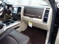 Canyon Brown/Light Frost Beige Dashboard Photo for 2014 Ram 1500 #92172859