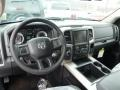 Black/Diesel Gray Dashboard Photo for 2014 Ram 1500 #92177206