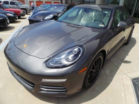 2014 porsche panamera 4s data, info and specs | gtcarlot.com