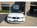 Alpine White - 3 Series 325i Convertible Photo No. 15