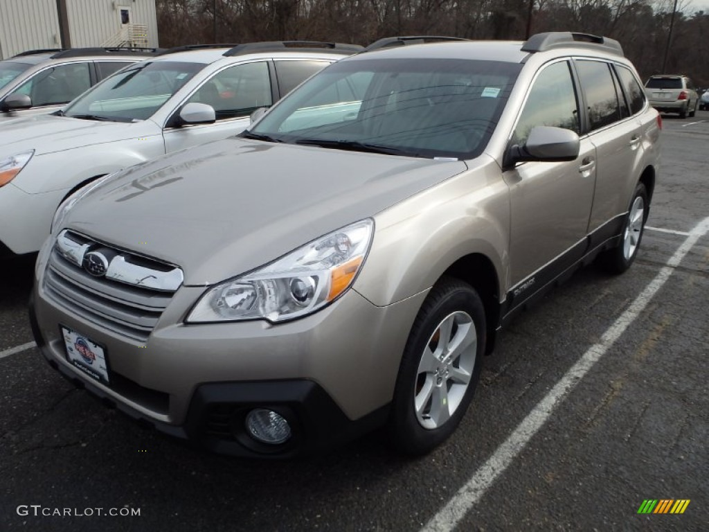 2014 Tungsten Metallic Subaru Outback Premium 92194273 Photo 6 Car Color