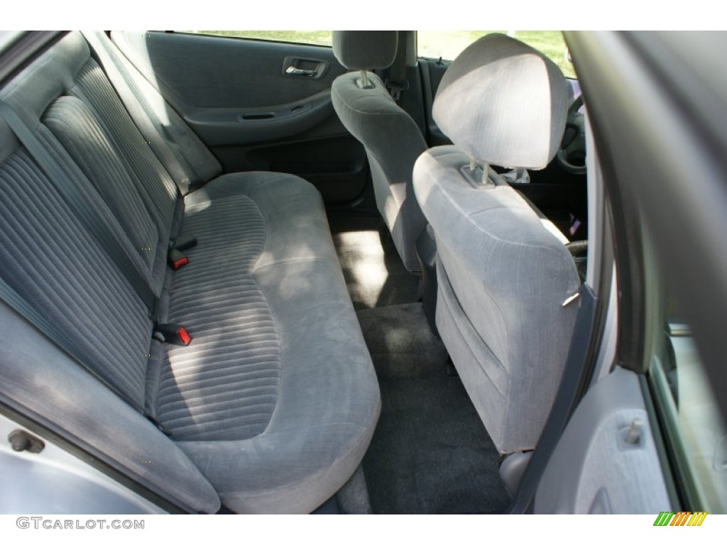 1998 honda accord lx sedan rear seat photo 92215387. Black Bedroom Furniture Sets. Home Design Ideas