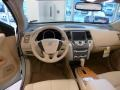 Cashmere/Beige Dashboard Photo for 2014 Nissan Murano #92216326
