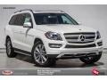 Diamond White Metallic 2014 Mercedes-Benz GL 450 4Matic