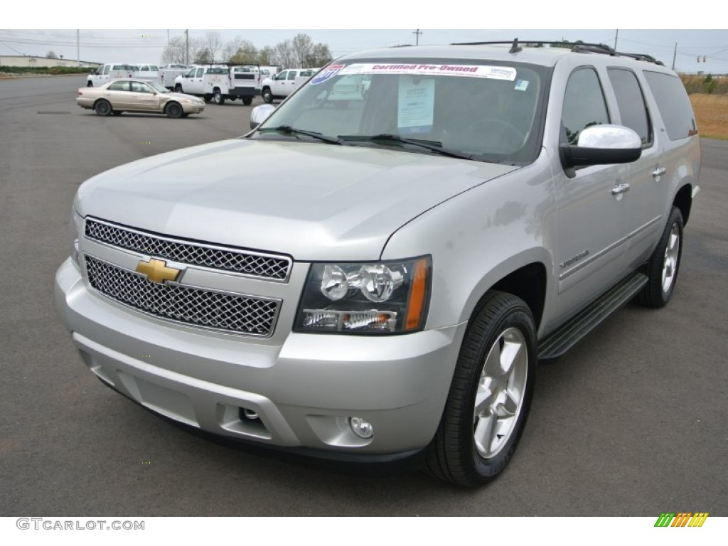 2011 chevrolet suburban ltz 4x4 exterior photos. Black Bedroom Furniture Sets. Home Design Ideas