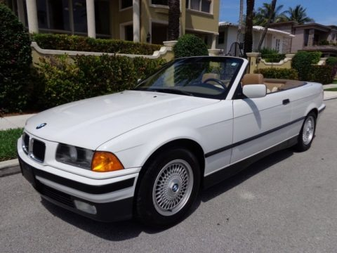 1994 Bmw 3 Series 325i Convertible Data Info And Specs