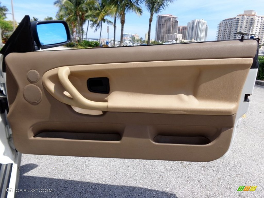 1994 Bmw 3 Series 325i Convertible Beige Door Panel Photo 92271425