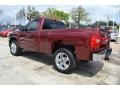 2013 Deep Ruby Metallic Chevrolet Silverado 1500 LT Regular Cab  photo #3