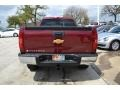 2013 Deep Ruby Metallic Chevrolet Silverado 1500 LT Regular Cab  photo #4