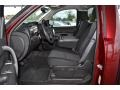 2013 Deep Ruby Metallic Chevrolet Silverado 1500 LT Regular Cab  photo #9