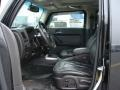 Ebony/Pewter Interior Photo for 2009 Hummer H3 #92283841