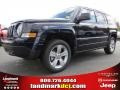 2014 True Blue Pearl Jeep Patriot Latitude #92304469