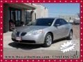 Liquid Silver Metallic 2007 Pontiac G6 GT Sedan