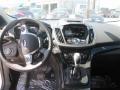 2014 White Platinum Ford Escape Titanium 1.6L EcoBoost  photo #7