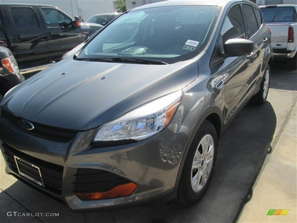 2014 Escape S - Sterling Gray / Charcoal Black photo #1