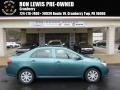 Capri Sea Metallic 2010 Toyota Corolla Gallery