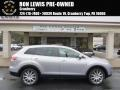 Liquid Platinum Metallic 2008 Mazda CX-9 Grand Touring AWD