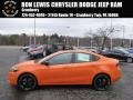 2014 Header Orange Dodge Dart SXT #92304411