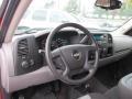2009 Victory Red Chevrolet Silverado 1500 LS Crew Cab 4x4  photo #14