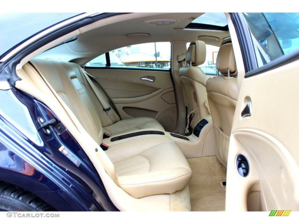 2008 Mercedes Benz Cls 550 Interior Color Photos