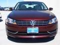 2014 Opera Red Metallic Volkswagen Passat TDI SE  photo #2
