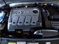 2014 Opera Red Metallic Volkswagen Passat TDI SE  photo #25