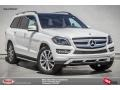Polar White 2014 Mercedes-Benz GL 450 4Matic