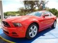 2014 Race Red Ford Mustang GT Coupe #92388461
