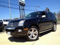 Black 2010 Mercury Mountaineer V8 Premier AWD